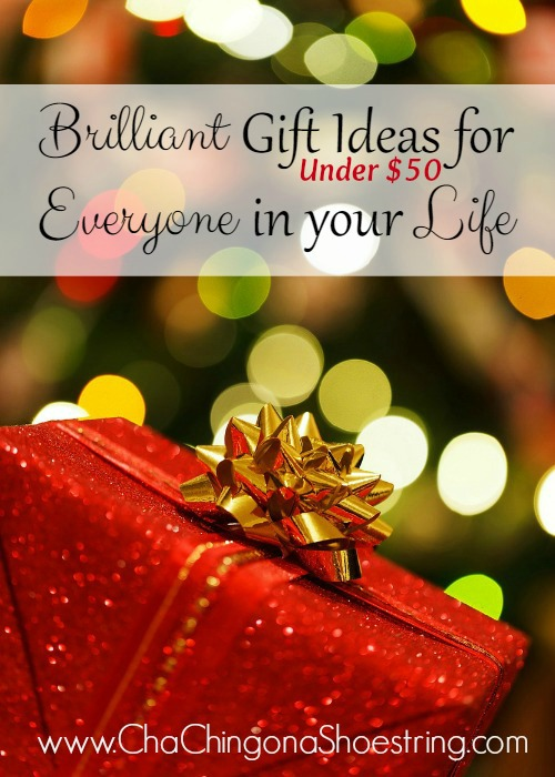Awesome Christmas Gift Ideas under $50
