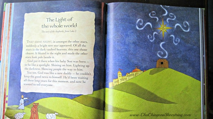 How to Celebrate Advent with the Jesus Storybook Bible