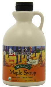 Amazon: Pure Organic Maple Syr...