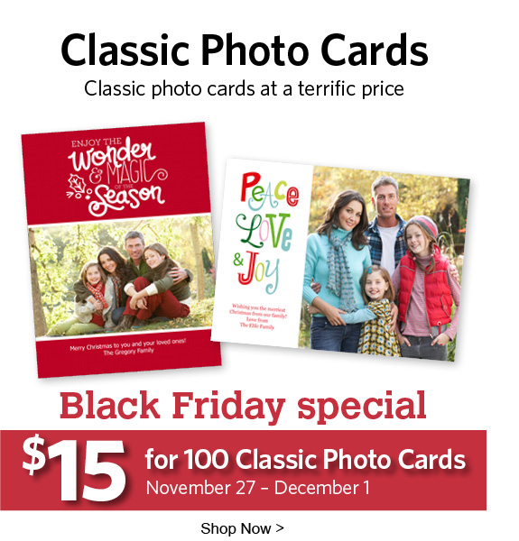 cyber monday sams club christmas card deal