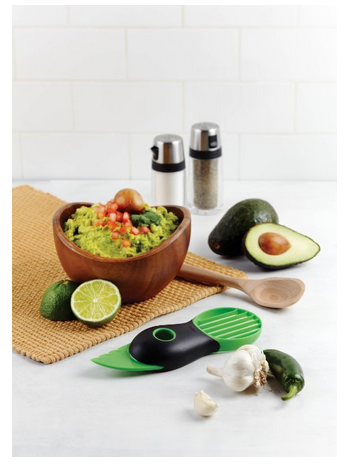 OXO Good Grips 3-in-1 Avocado.