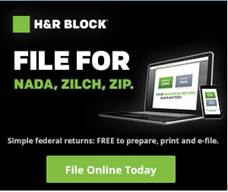 H&R Block Federal Free Edition 2015