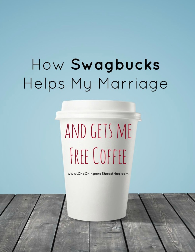 How Swagbucks Helps my Marriage
