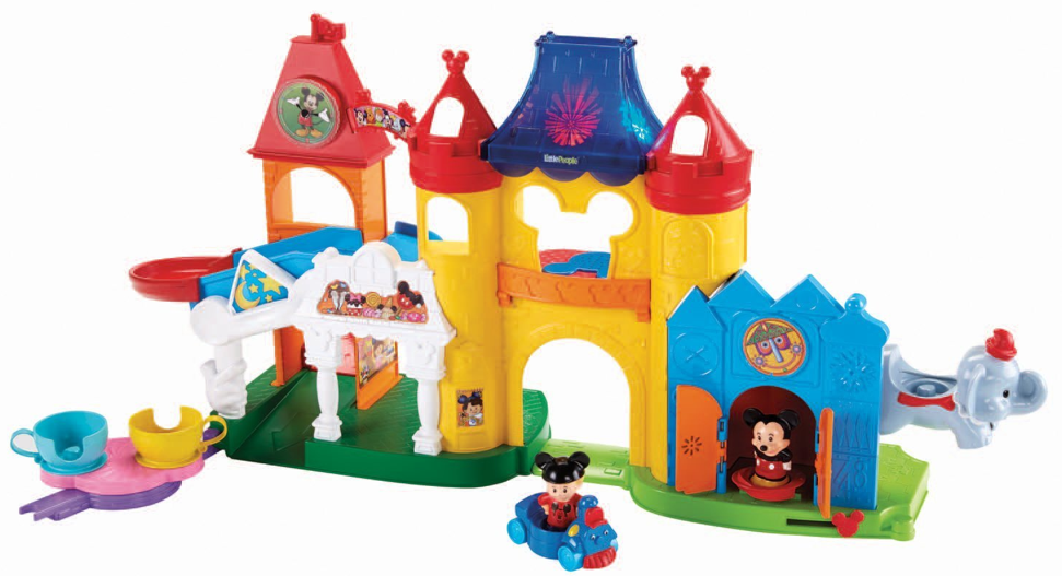 Fisher Price Little People Dis...
