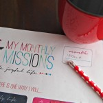 My Monthly Missions Update for April {The Merry Little Living Project}