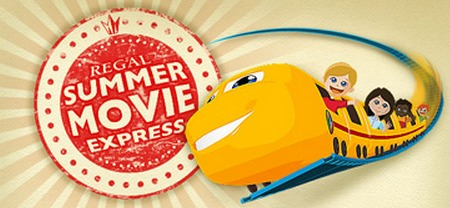 2016 Schedule for Regal Summer Movies for $1