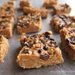 Freezer Baking Day Recipe: Chewy, No-Bake Granola Bars