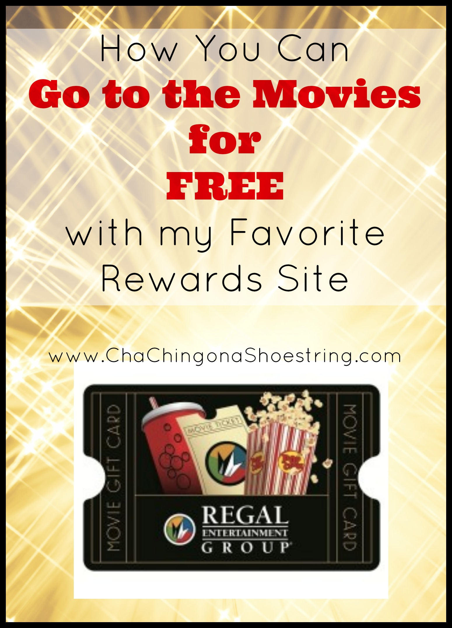 How You Can Go to the Movies for Free