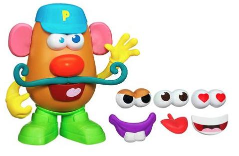 Hasbro Mr. Potato Head Tater T...