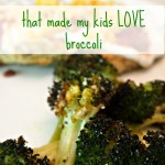 Delicious (and Easy!) Roasted Broccoli Recipe that Your Kids Will Beg For