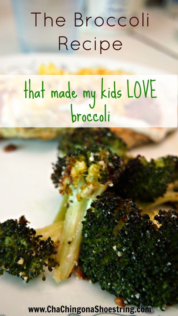 Delicious Roasted Broccoli Recipe with Garlic and Lemon