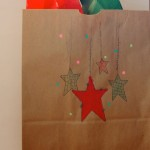 5 Super-Fun Christmas Doodles Gift-Wrap Ideas
