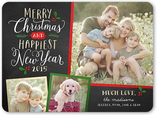 Shutterfly Christmas Card Deal December 2015