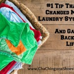 The #1 Tip That Changed My Laundry System And Gave Me Back My Life!