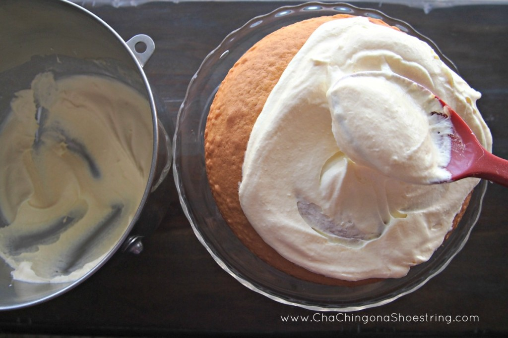Amazingly Easy Boston Cream Cake Recipe