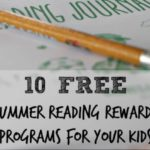 Best FREE Reading Rewards Programs for Kids