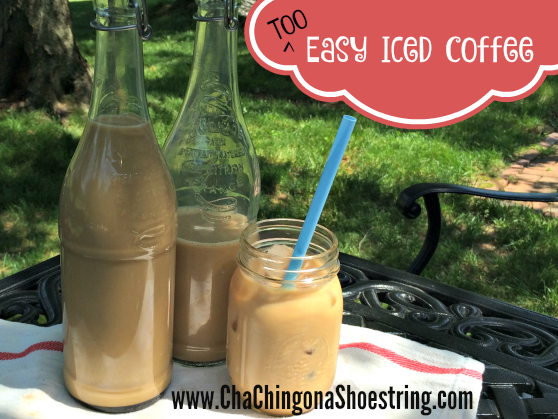 Iced Coffee - FB