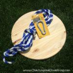 Simple DIY Backyard Rope Swing – Perfect for Summertime!