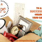 10 Tips To Sell Tons of Stuff through Online Yard Sales