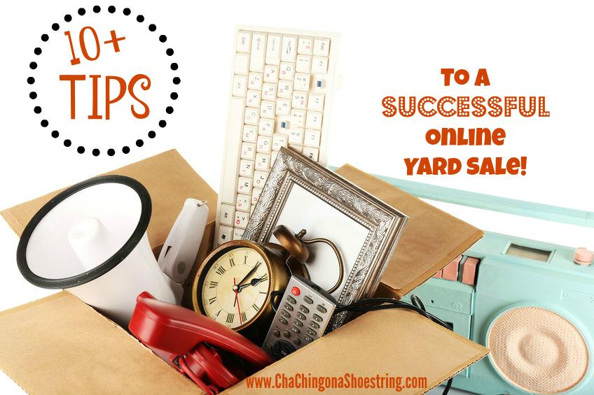 online yard sale - FB2