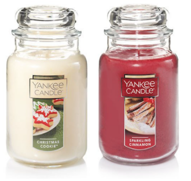 Yankee Large Jar Candles for $...