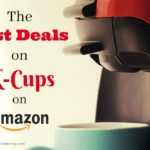 Introducing a New Feature: The Best K-Cup Deals on Amazon
