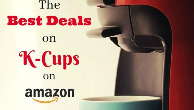 Best K Cups Deals on Amazon (Updated October 16, 2018)