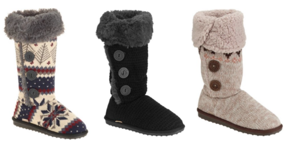 Muk Luks Women's Slipper Boots...