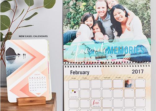 Shutterfly: FREE Custom 8×10 Wall Calendar (Reg. $25) – Just Pay Shipping!