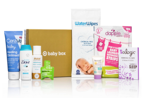 Target Baby Box 5 Shipped Cha Ching On A Shoestring