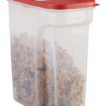 Amazon: Rubbermaid 18-Cup Flip Top Cereal Keeper for $4.79 (Reg. $10)