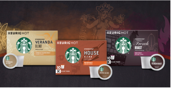 Free Starbucks K Cup Sample By Mail Cha Ching On A