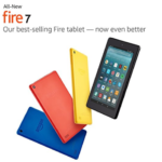 Amazon: New Fire Tablet 7 with Alexa for $34.99