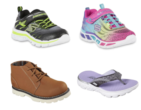 da758bb4d4f9 Sears  Skechers Kid s Shoes as low as  14.99 - Cha-Ching on a ...