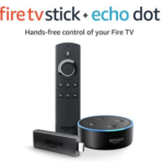 Amazon: Fire TV Stick + Echo Dot $39.99 (+ Children Toy Organizer and Table Set Deal!)