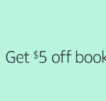 $5 off $20 Book Purchase Coupon Code! #AmazonPrimeDay