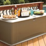 Walmart: Rubbermaid 121-Gallon Deck Box with Seat for $114.90 (Reg. $150)