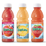 Amazon: Tropicana 100% Juice 3-Flavor Fruit Blend Variety Pack for $0.39 per Bottle – Shipped!