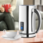 Amazon: Premier Automatic Milk Frother and Cappuccino Maker for $29.99 (Reg. $110)