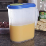 Amazon: Sterilite 1-Gallon Pitchers with Lid $1.83 Each (Packing Cube Deal!)