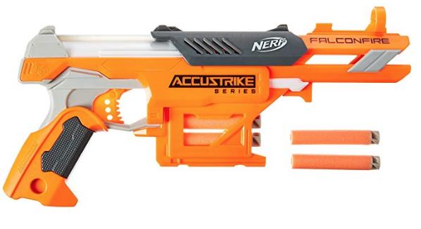 Amazon: Nerf N-Strike FalconFire for $7.51 (+ CamelBak Kids Water Bottle Deal!)