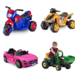 Amazon: Up to 57% OffSelect Ride-On Vehicles(Today Only)