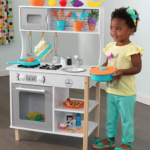Walmart: KidKraft All Time Play Kitchen with Accessories for $59.99 (Reg. $90)