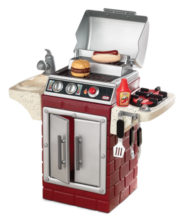 Walmart: Little Tikes Backyard Barbeque Get Out 'N Grill ...
