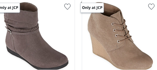 Boots for $20 (Reg. $60) - Cha-Ching