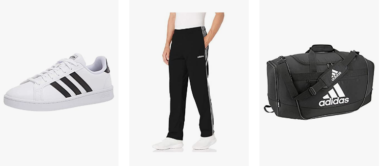 Clasificación Cereal castillo  Amazon Prime Day: Up to 50% Off Adidas Clothing, Shoes, and Accessories -  Cha-Ching on a Shoestring™